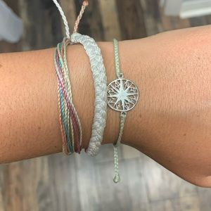 Pura Vida Bracelets- 9 different ones